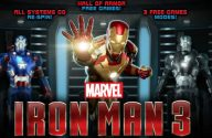 ironman 3 slot