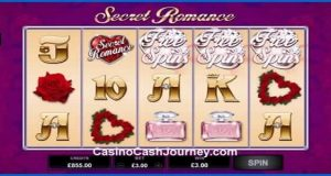 Microgaming Secret Romance
